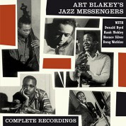 Art Blakey: Feat. Donald Byrd & Horace Silver Complete Recordings - CD