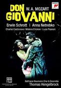 Thomas Hengelbrock, Erwin Schrott, Anna Netrebko: Mozart: Don Giovanni - DVD