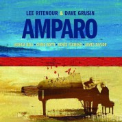 Lee Ritenour, Dave Grusin: Amparo - CD