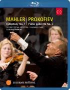 Yuja Wang, Lucerne Festival Orchestra, Claudio Abbado: Mahler: Symphony No. 1 / Prokofiev: Piano Concerto No. 3 - BluRay