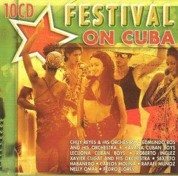 Çeşitli Sanatçılar: Festival On Cuba - CD