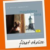 Magdalena Kožená, Michel Swierczewski, Prague Philharmonia: Magdalena Kožená - Le Belle İmmagini - CD