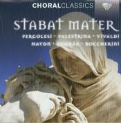 Stabat Mater (Pergolesi, Palestrina, Vivaldi, Haydn, Dvorák, Boccherini) - CD