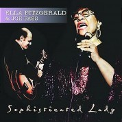 Ella Fitzgerald, Joe Pass: Sophisticated Lady - CD