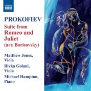 Matthew Jones: Prokofiev: Suite from Romeo and Juliet (arr. Borisovsky) - CD