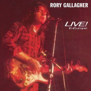 Rory Gallagher: Live In Europe - Plak