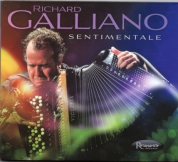Richard Galliano: Sentimentale - CD
