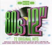 Çeşitli Sanatçılar: Original Hits - 80s 12'' - CD