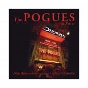 The Pogues: In Paris 30th Anniversary At The Olympia - CD