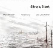 Jean Louis Matinier, Michael Riessler: Silver & Black - CD