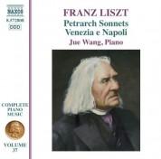 Jue Wang: Liszt: 3 Sonetti del Petrarca, Venezia e Napoli (1st set) & Recueillement - CD