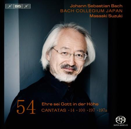 Bach Collegium Japan, Masaaki Suzuki: J.S. Bach: Cantatas, Vol. 54 - SACD