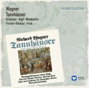 Dietrich Fischer-Dieskau: Wagner: Tannhäuser - CD