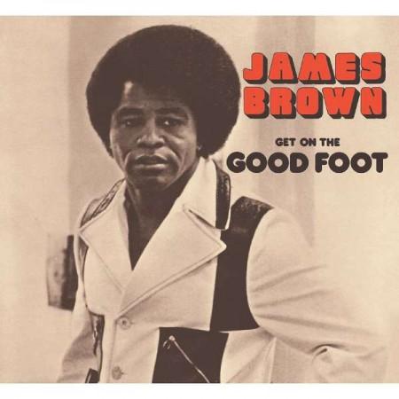 James Brown: Get On The Good Foot - Plak