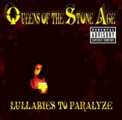 Queens Of The Stone Age: Lullabies To Paralyze - CD
