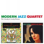 The Modern Jazz Quartet: The Comedy + Lonely Woman - CD