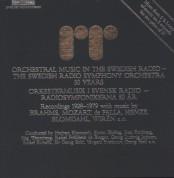 Swedish Radio Symphony Orchestra - 50 Years - Plak
