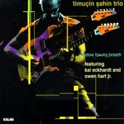 Timuçin Şahin Trio: Window For My Breath - CD