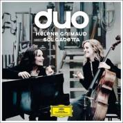 Hélène Grimaud, Sol Gabetta: Duo Cello Sonatas: Debussy, Brahms, Schumann, Shostakovich - CD