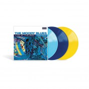 The Moody Blues: Live At The BBC 1967-1970 - Plak