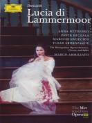 Anna Netrebko: Donizetti: Lucia di Lammermoor - DVD