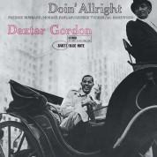 Dexter Gordon: Doin' Allright - Plak