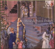 Ensemble Organum, Marcel Pérès: Machaut: Messe De Notre-Dame - CD