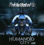 Tokio Hotel: Humanoid City - Live - CD