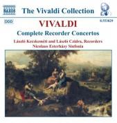 Vivaldi: Recorder Concertos (Complete) - CD