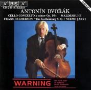 Frans Helmerson, Gothenburg Symphony Orchestra, Neeme Järvi: Dvorak: Cello Concerto - CD