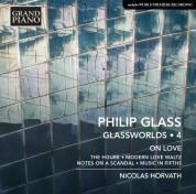 Nicolas Horvath: Glass: Glassworlds 4 - CD
