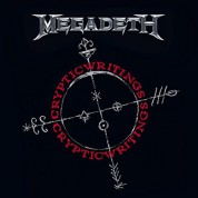 Megadeth: Cryptic Writings - CD