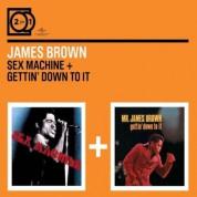 James Brown: Sex Machine / Gettin' Down To It - CD