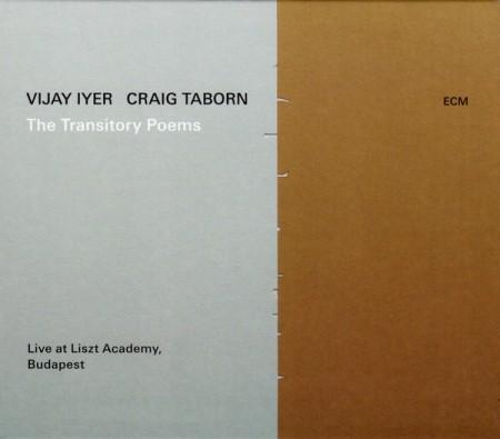 Vijay Iyer, Craig Taborn: The Transitory Poems - CD