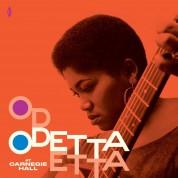 Odetta: At Carnegie Hall + 2 Bonus Tracks! - Plak