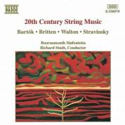 Bournemouth Sinfonietta: 20th Century String Music - CD