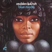 Reuben Wilson: Blue Mode - Plak