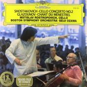 Mstislav Rostropovich, Boston Symphony Orchestra, Seiji Ozawa: Shostakovich: Cello Concerto No. 2 - Plak