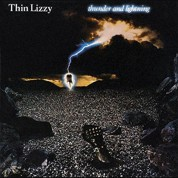 Thin Lizzy: Thunder And Lightning - Plak