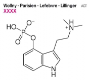 Michael Wollny, Emile Parisien, Tim Lefebvre, Christian Lillinger: XXXX - CD