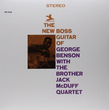 George Benson: New Boss Guitar Of - Plak