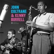 John Coltrane, Kenny Burrell: John Coltrane & Kenny Burrell + 1 Bonus Track! (Images By Iconic Photograher Francis Wolff) - Plak