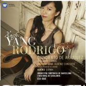 Xuefei Yang, Orquestra Simfonica de Barcelona i Nacional de Catalunya, Eiji Oue: Rodrigo/ Albeniz/ Goss: Guitar Concertos - CD