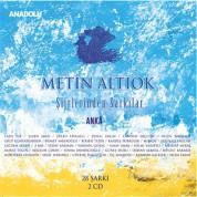 Çeşitli Sanatçılar: Metin Altıok Şiirlerinden Şarkılar - CD