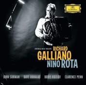 Richard Galliano - Nino Rota - CD