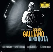 Richard Galliano - Nino Rota - CD