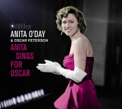 Anita O'Day, Oscar Peterson: Anita Sings For Oscar + Anita Sings The Winners (Images By Iconic French Fotographer Jean-Pierre Leloir) - CD