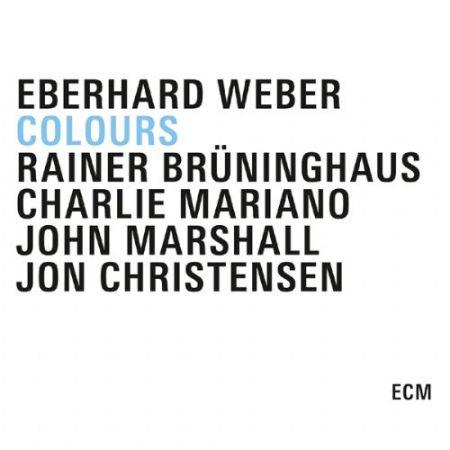 Eberhard Weber: Colours - CD