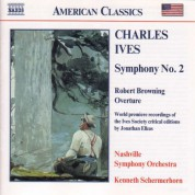 Ives: Symphony No. 2 / Robert Browning Overture - CD