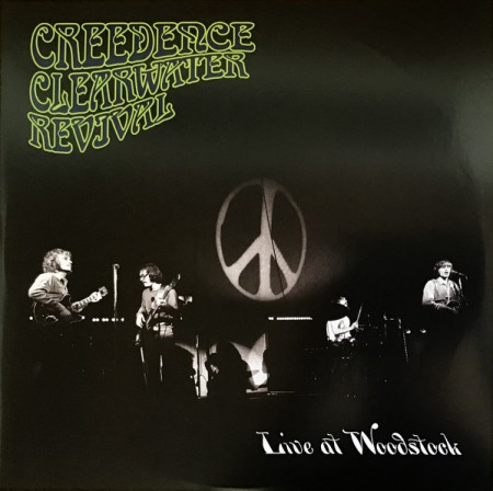 Creedence Clearwater Revival: Live At Woodstock - Plak